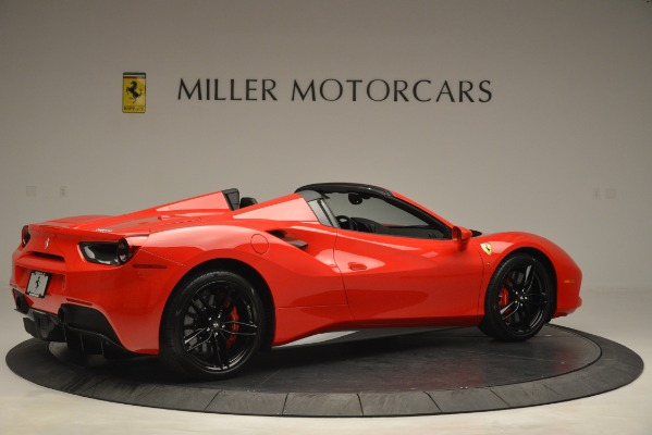 Used 2017 Ferrari 488 Spider for sale Sold at Maserati of Greenwich in Greenwich CT 06830 8