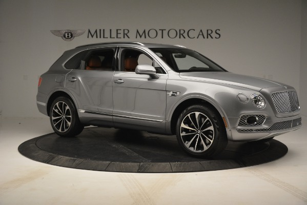 Used 2017 Bentley Bentayga W12 for sale Sold at Maserati of Greenwich in Greenwich CT 06830 10