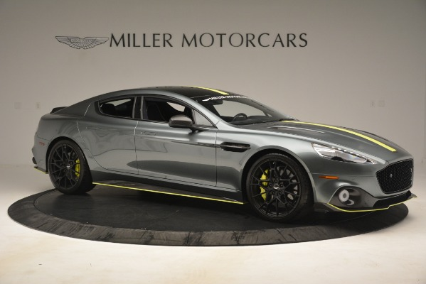 New 2019 Aston Martin Rapide AMR Sedan for sale $282,980 at Maserati of Greenwich in Greenwich CT 06830 10