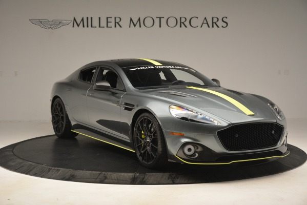 New 2019 Aston Martin Rapide AMR Sedan for sale $282,980 at Maserati of Greenwich in Greenwich CT 06830 11