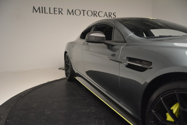 New 2019 Aston Martin Rapide AMR Sedan for sale $282,980 at Maserati of Greenwich in Greenwich CT 06830 14