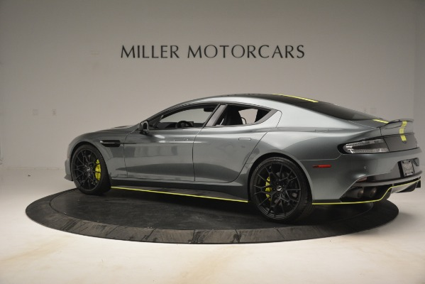 New 2019 Aston Martin Rapide AMR Sedan for sale $282,980 at Maserati of Greenwich in Greenwich CT 06830 4