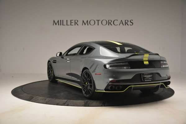 New 2019 Aston Martin Rapide AMR Sedan for sale $282,980 at Maserati of Greenwich in Greenwich CT 06830 5