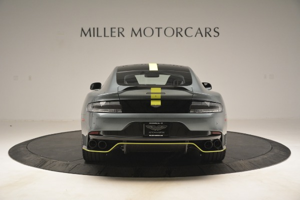 New 2019 Aston Martin Rapide AMR Sedan for sale $282,980 at Maserati of Greenwich in Greenwich CT 06830 6