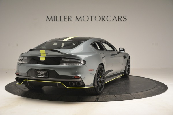 New 2019 Aston Martin Rapide AMR Sedan for sale $282,980 at Maserati of Greenwich in Greenwich CT 06830 7