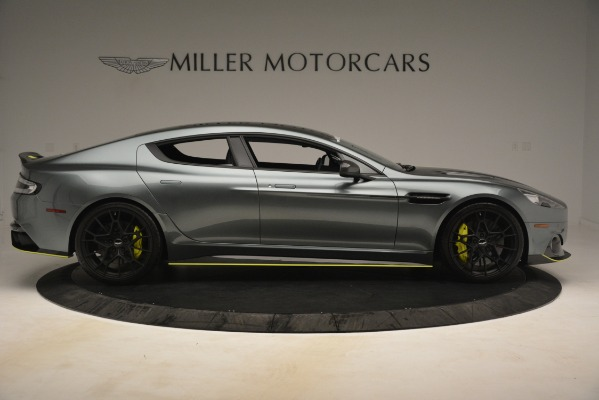 New 2019 Aston Martin Rapide AMR Sedan for sale $282,980 at Maserati of Greenwich in Greenwich CT 06830 9