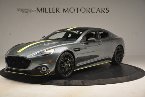 New 2019 Aston Martin Rapide AMR Sedan for sale $282,980 at Maserati of Greenwich in Greenwich CT 06830 1