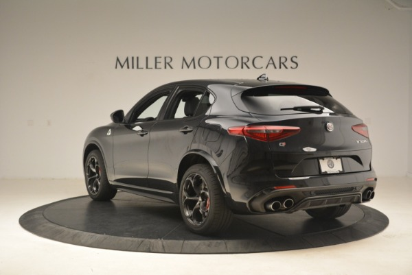 New 2019 Alfa Romeo Stelvio Quadrifoglio for sale Sold at Maserati of Greenwich in Greenwich CT 06830 5