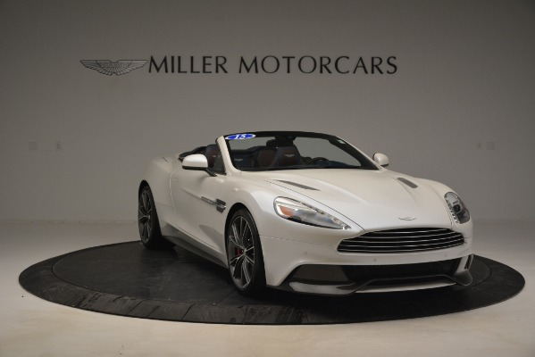 Used 2015 Aston Martin Vanquish Convertible for sale Sold at Maserati of Greenwich in Greenwich CT 06830 11