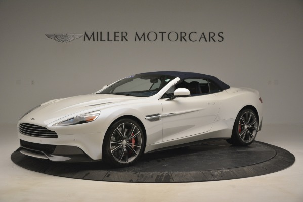 Used 2015 Aston Martin Vanquish Convertible for sale Sold at Maserati of Greenwich in Greenwich CT 06830 15