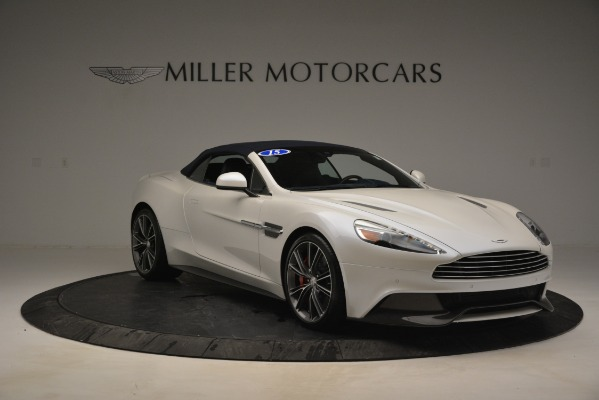 Used 2015 Aston Martin Vanquish Convertible for sale Sold at Maserati of Greenwich in Greenwich CT 06830 19