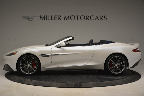 Used 2015 Aston Martin Vanquish Convertible for sale Sold at Maserati of Greenwich in Greenwich CT 06830 3