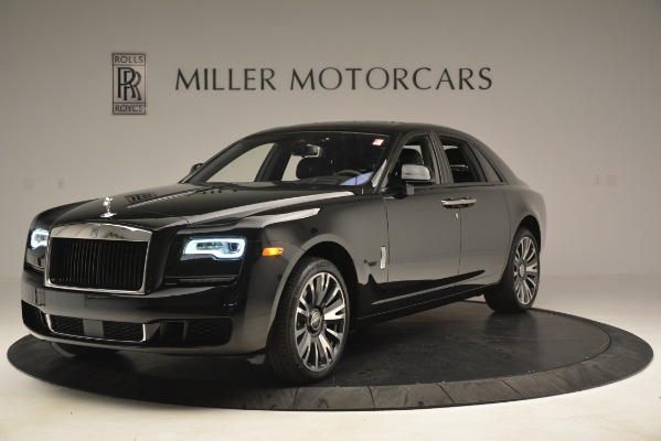 New 2019 Rolls-Royce Ghost for sale $319,900 at Maserati of Greenwich in Greenwich CT 06830 3