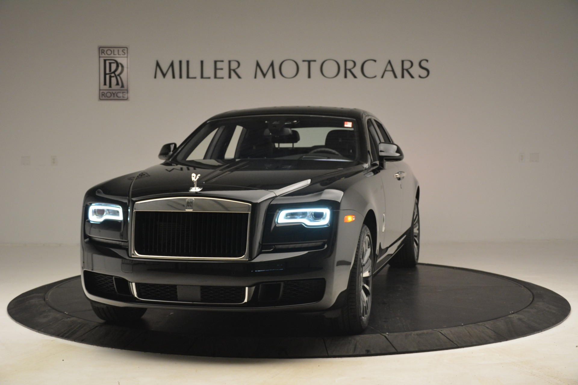 New 2019 Rolls-Royce Ghost for sale $319,900 at Maserati of Greenwich in Greenwich CT 06830 1