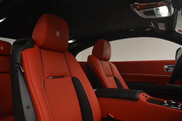 New 2019 Rolls-Royce Wraith for sale Sold at Maserati of Greenwich in Greenwich CT 06830 25