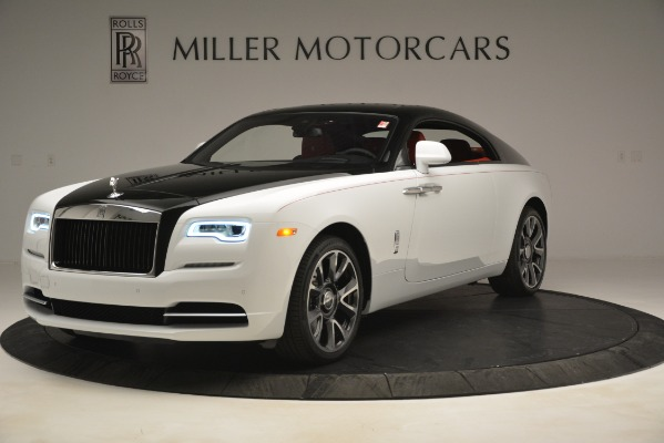 New 2019 Rolls-Royce Wraith for sale Sold at Maserati of Greenwich in Greenwich CT 06830 3