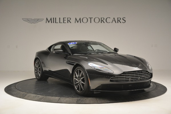 Used 2017 Aston Martin DB11 V12 Coupe for sale Sold at Maserati of Greenwich in Greenwich CT 06830 11