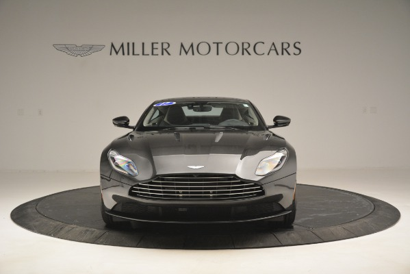 Used 2017 Aston Martin DB11 V12 Coupe for sale Sold at Maserati of Greenwich in Greenwich CT 06830 12