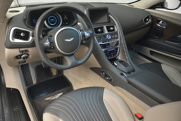 Used 2017 Aston Martin DB11 V12 Coupe for sale Sold at Maserati of Greenwich in Greenwich CT 06830 13