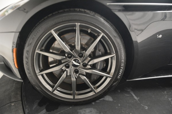 Used 2017 Aston Martin DB11 V12 Coupe for sale Sold at Maserati of Greenwich in Greenwich CT 06830 17
