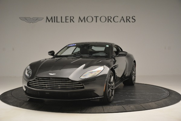Used 2017 Aston Martin DB11 V12 Coupe for sale Sold at Maserati of Greenwich in Greenwich CT 06830 2