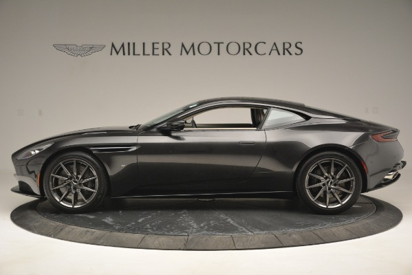 Used 2017 Aston Martin DB11 V12 Coupe for sale Sold at Maserati of Greenwich in Greenwich CT 06830 3