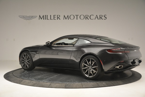Used 2017 Aston Martin DB11 V12 Coupe for sale Sold at Maserati of Greenwich in Greenwich CT 06830 4