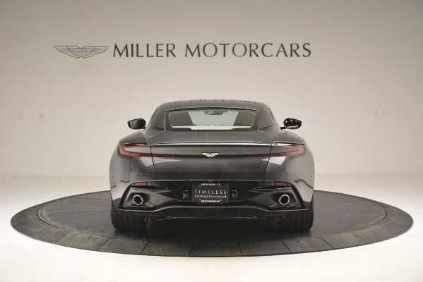 Used 2017 Aston Martin DB11 V12 Coupe for sale Sold at Maserati of Greenwich in Greenwich CT 06830 6