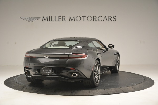 Used 2017 Aston Martin DB11 V12 Coupe for sale Sold at Maserati of Greenwich in Greenwich CT 06830 7