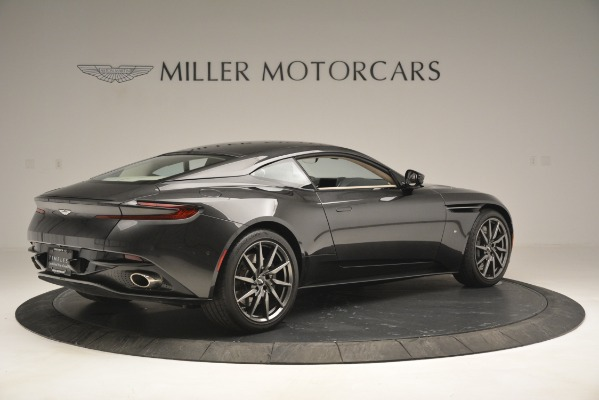 Used 2017 Aston Martin DB11 V12 Coupe for sale Sold at Maserati of Greenwich in Greenwich CT 06830 8