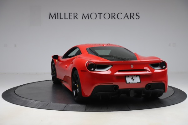 Used 2018 Ferrari 488 GTB for sale $249,900 at Maserati of Greenwich in Greenwich CT 06830 5