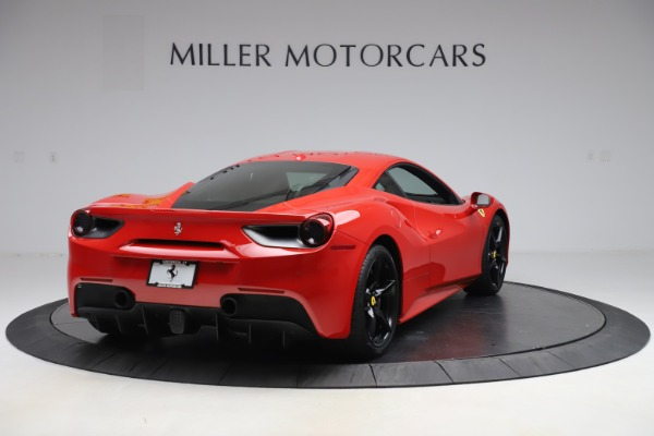 Used 2018 Ferrari 488 GTB for sale $249,900 at Maserati of Greenwich in Greenwich CT 06830 7