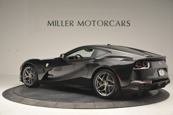 Used 2018 Ferrari 812 Superfast for sale Sold at Maserati of Greenwich in Greenwich CT 06830 4
