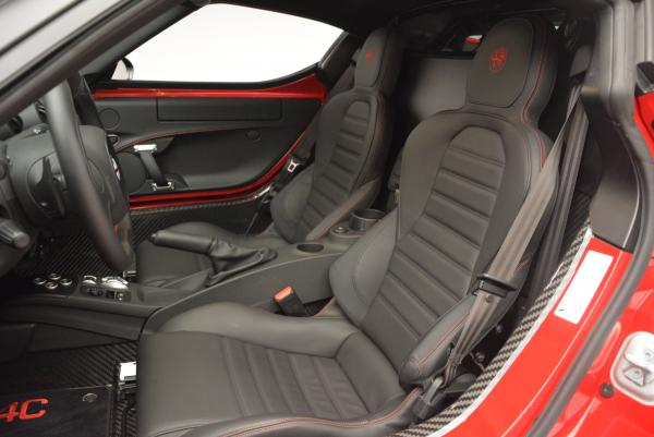 Used 2015 Alfa Romeo 4C for sale Sold at Maserati of Greenwich in Greenwich CT 06830 16