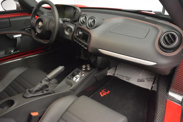 Used 2015 Alfa Romeo 4C for sale Sold at Maserati of Greenwich in Greenwich CT 06830 18