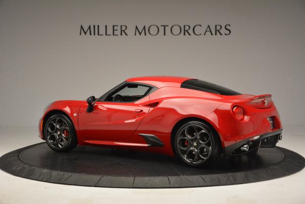 Used 2015 Alfa Romeo 4C for sale Sold at Maserati of Greenwich in Greenwich CT 06830 4