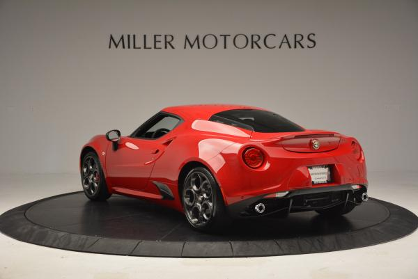 Used 2015 Alfa Romeo 4C for sale Sold at Maserati of Greenwich in Greenwich CT 06830 5