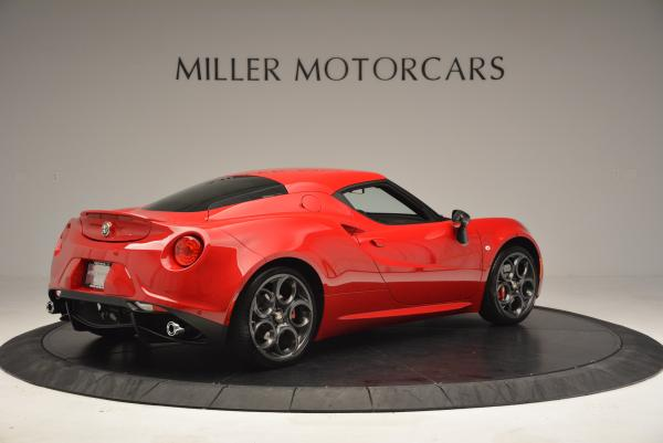 Used 2015 Alfa Romeo 4C for sale Sold at Maserati of Greenwich in Greenwich CT 06830 8
