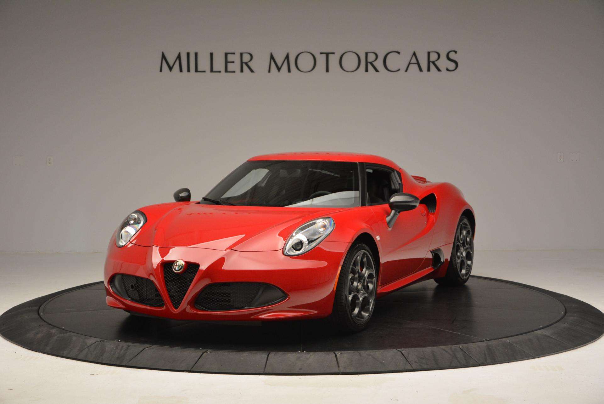 Used 2015 Alfa Romeo 4C for sale Sold at Maserati of Greenwich in Greenwich CT 06830 1