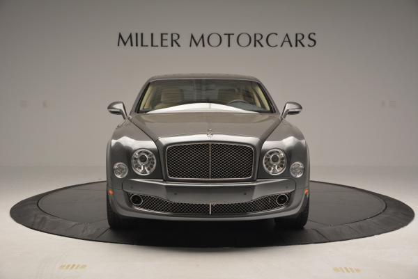 Used 2011 Bentley Mulsanne for sale Sold at Maserati of Greenwich in Greenwich CT 06830 12