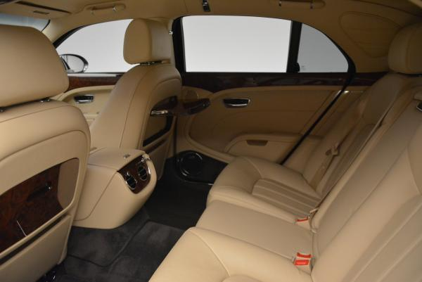 Used 2011 Bentley Mulsanne for sale Sold at Maserati of Greenwich in Greenwich CT 06830 20