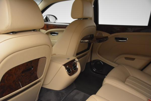 Used 2011 Bentley Mulsanne for sale Sold at Maserati of Greenwich in Greenwich CT 06830 21