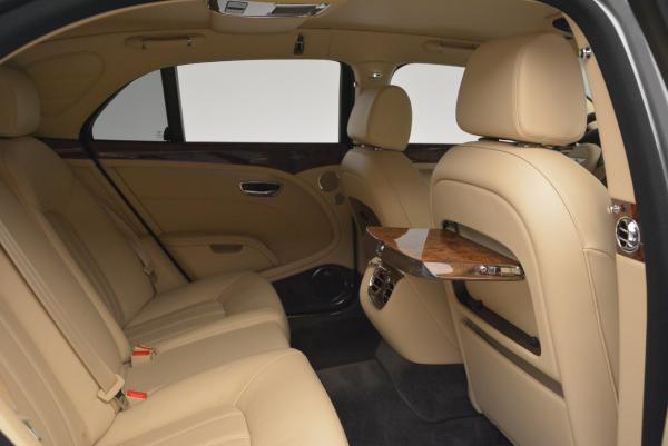 Used 2011 Bentley Mulsanne for sale Sold at Maserati of Greenwich in Greenwich CT 06830 26