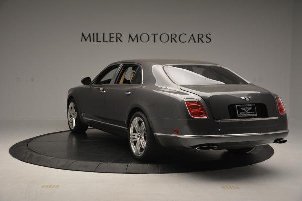 Used 2011 Bentley Mulsanne for sale Sold at Maserati of Greenwich in Greenwich CT 06830 5