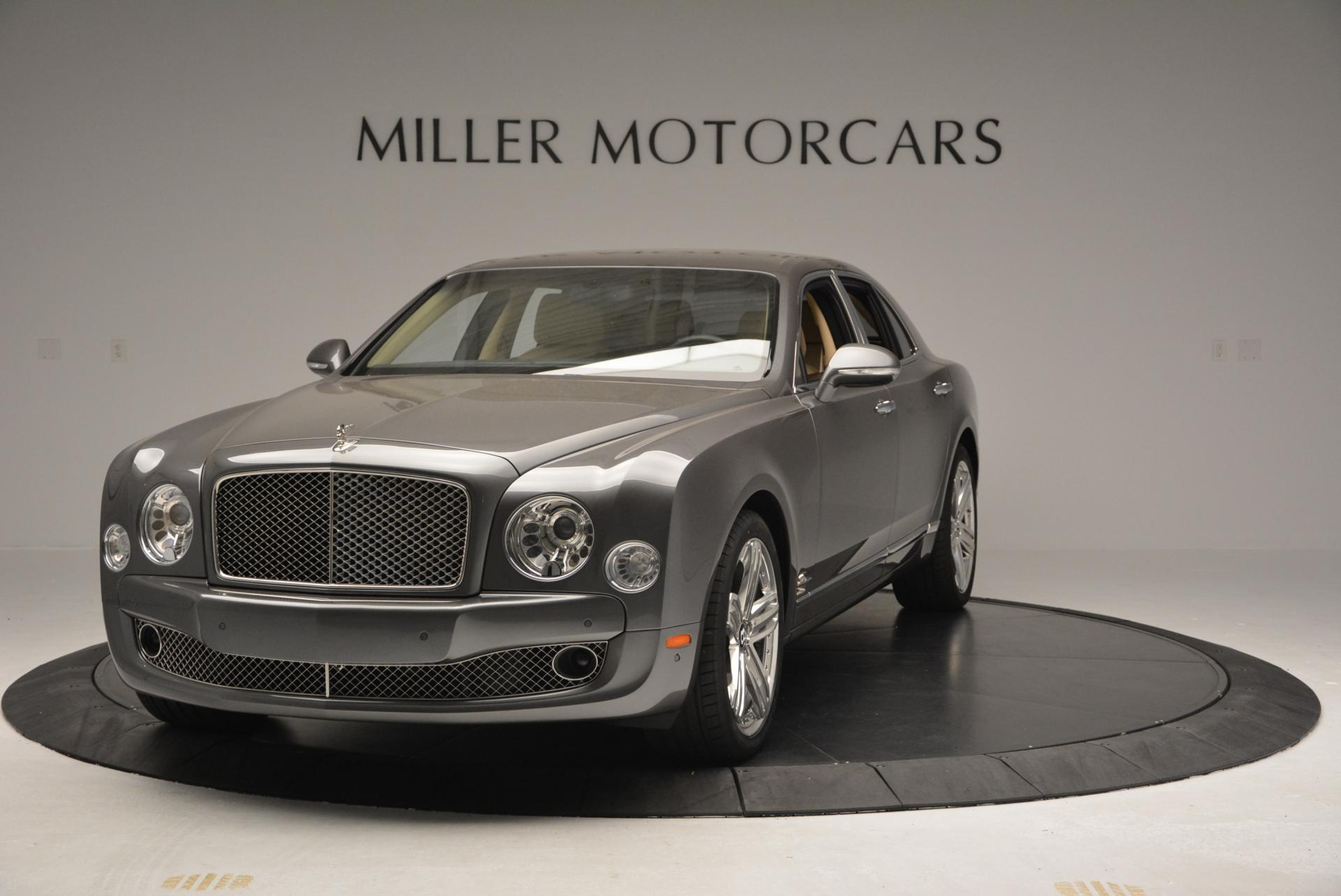 Used 2011 Bentley Mulsanne for sale Sold at Maserati of Greenwich in Greenwich CT 06830 1