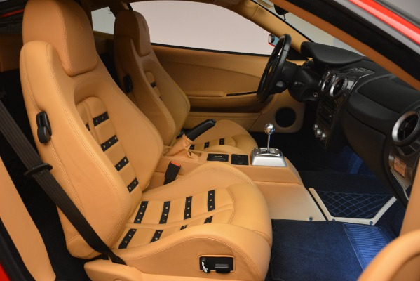 Used 2006 Ferrari F430 for sale Sold at Maserati of Greenwich in Greenwich CT 06830 18