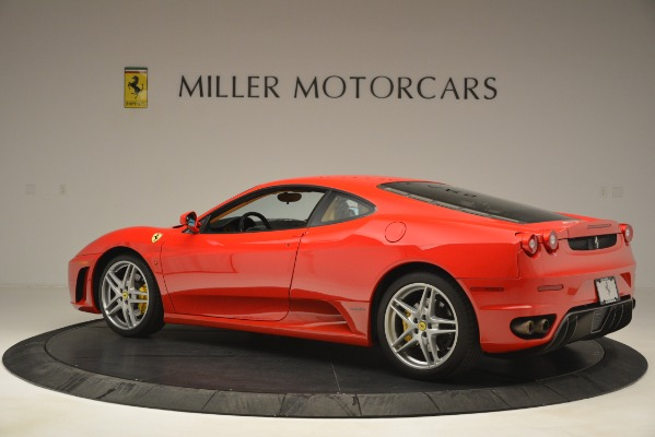 Used 2006 Ferrari F430 for sale Sold at Maserati of Greenwich in Greenwich CT 06830 4
