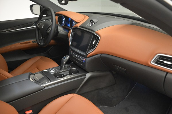 New 2019 Maserati Ghibli S Q4 for sale Sold at Maserati of Greenwich in Greenwich CT 06830 22