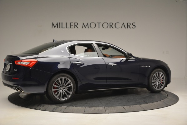 New 2019 Maserati Ghibli S Q4 for sale Sold at Maserati of Greenwich in Greenwich CT 06830 8