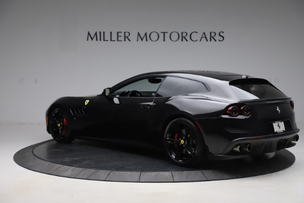 Used 2018 Ferrari GTC4Lusso for sale $209,900 at Maserati of Greenwich in Greenwich CT 06830 4